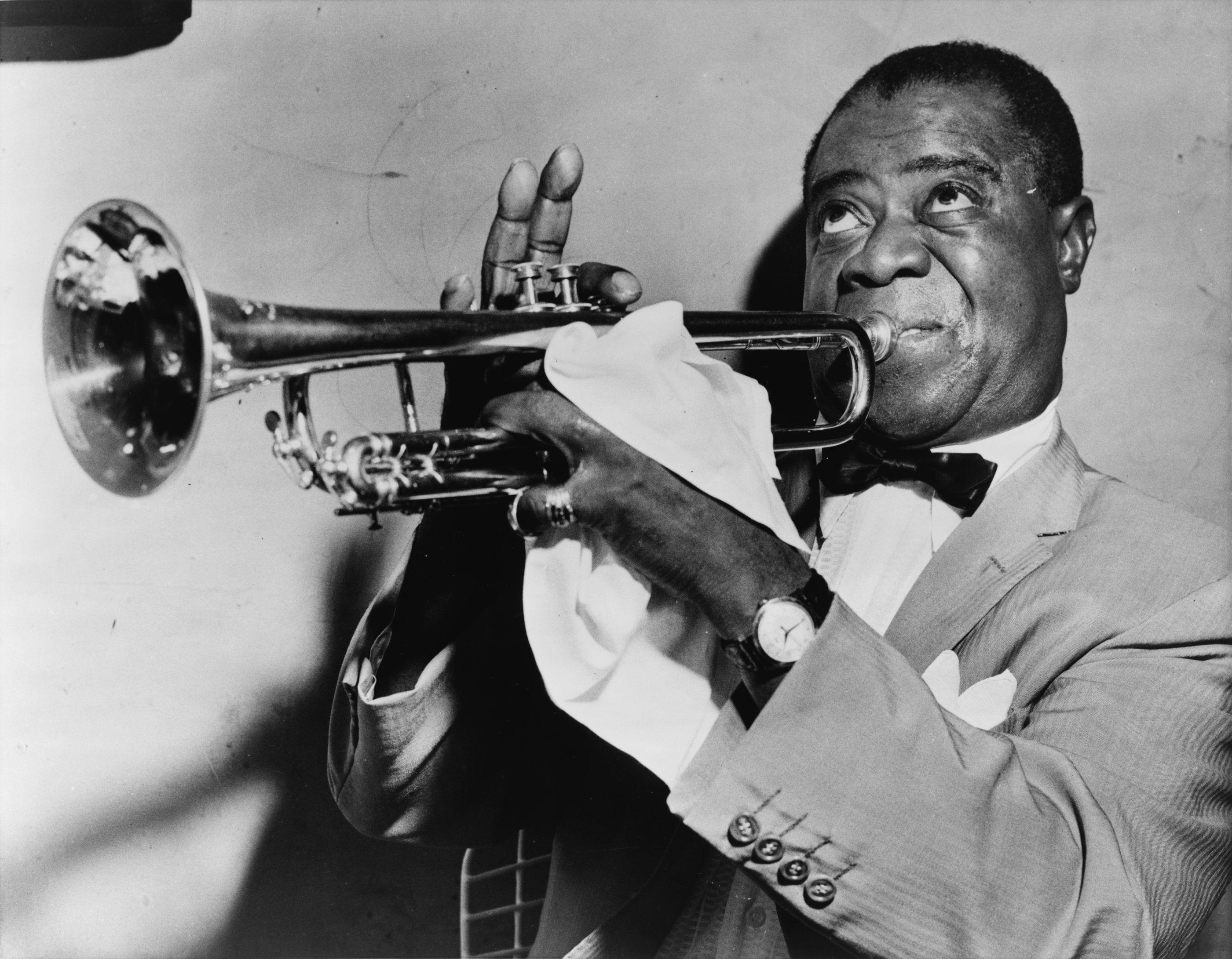 Louis Armstrong Full HD Wallpaper and Background Image | 2801x2182 ...