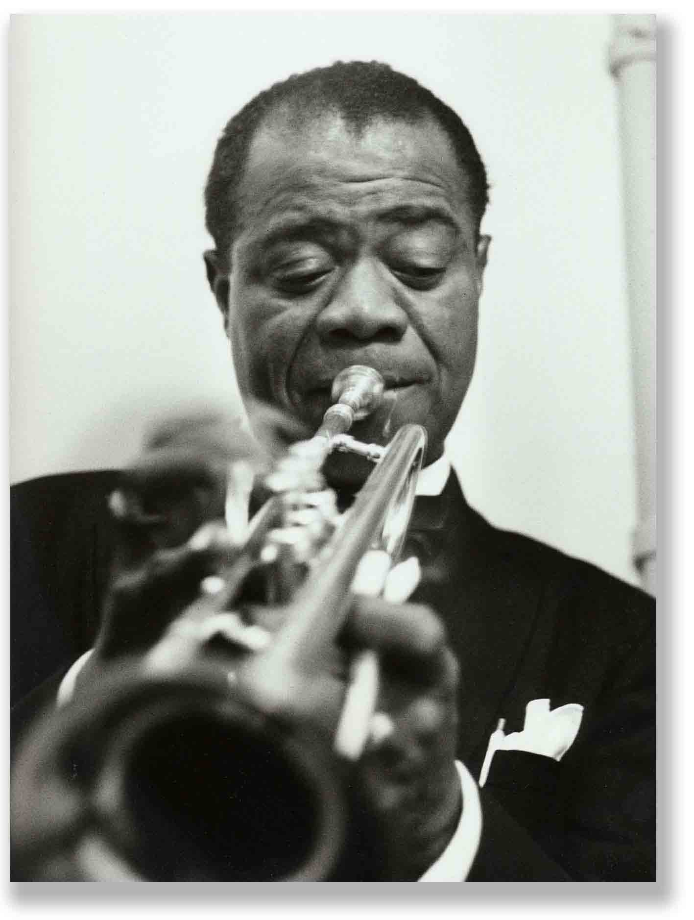 Louis Armstrong Wallpaper Free Desktop | I HD Images