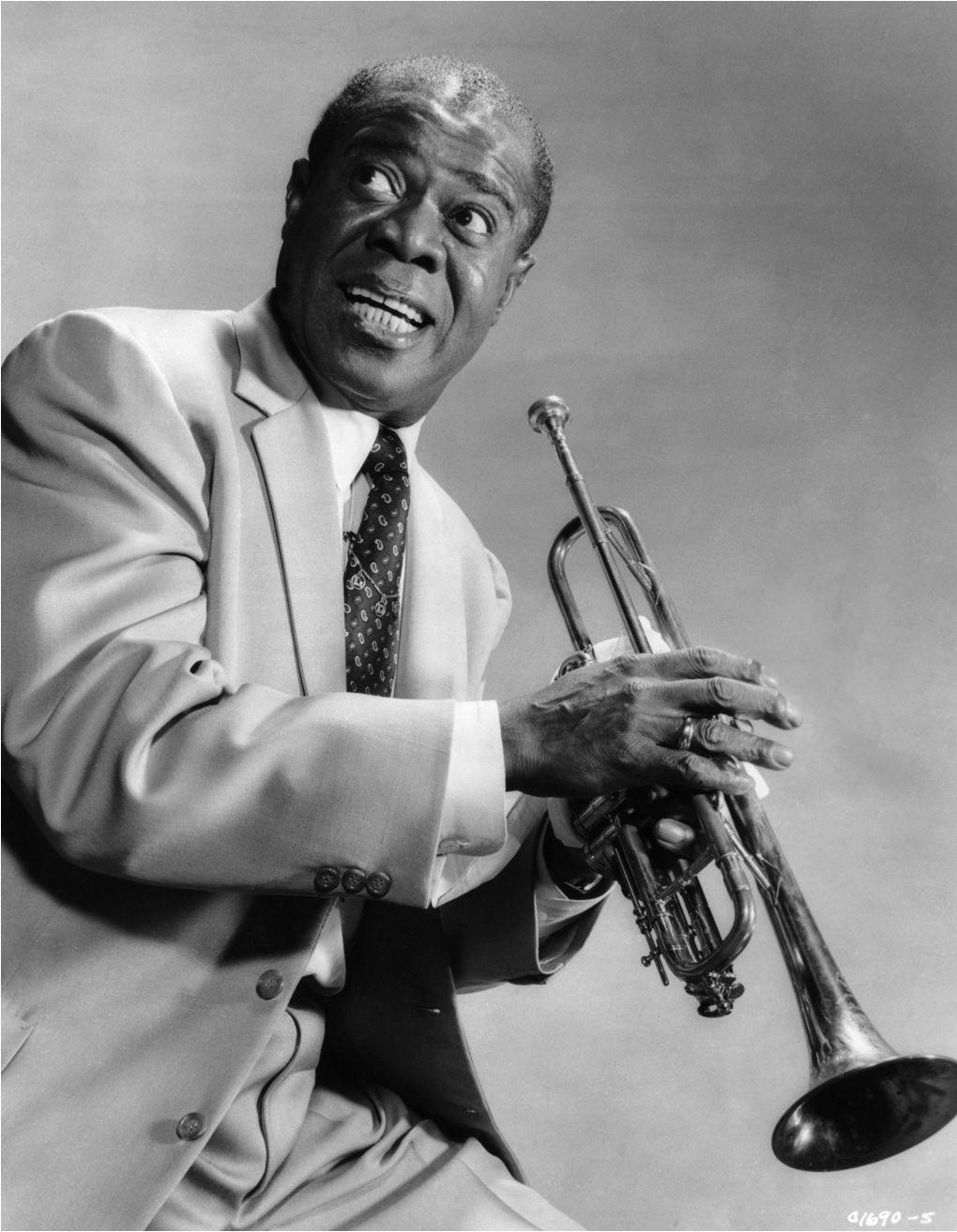 Louis Armstrong Wallpaper Free HD | I HD Images