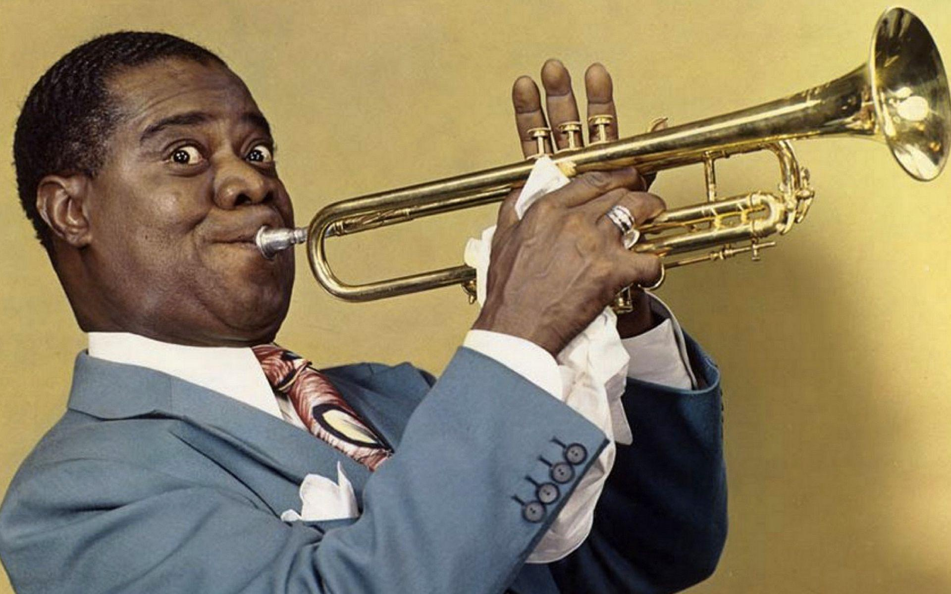 Louis Armstrong Wallpapers - WallpaperPulse