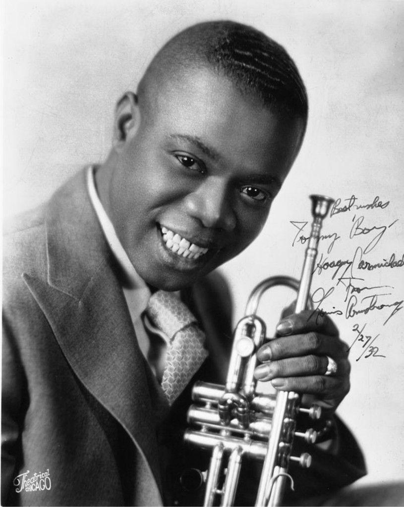 HD Louis Armstrong Wallpapers and Photos | HD Celebrities Wallpapers
