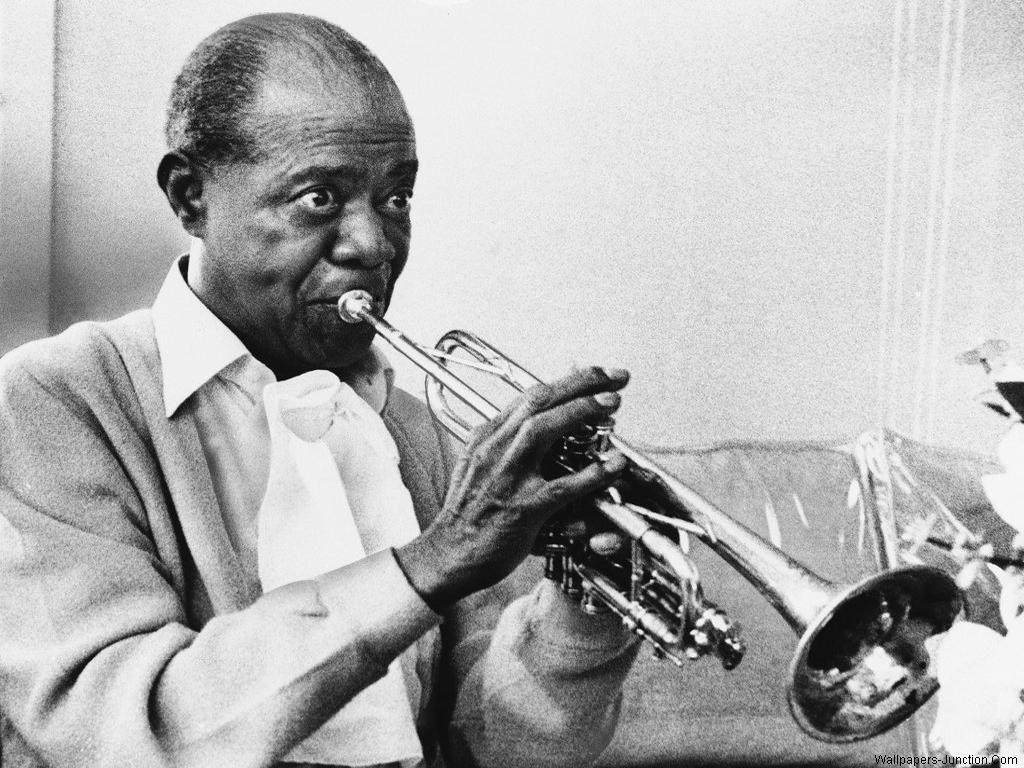 Louis Armstrong Background Wallpaper | I HD Images