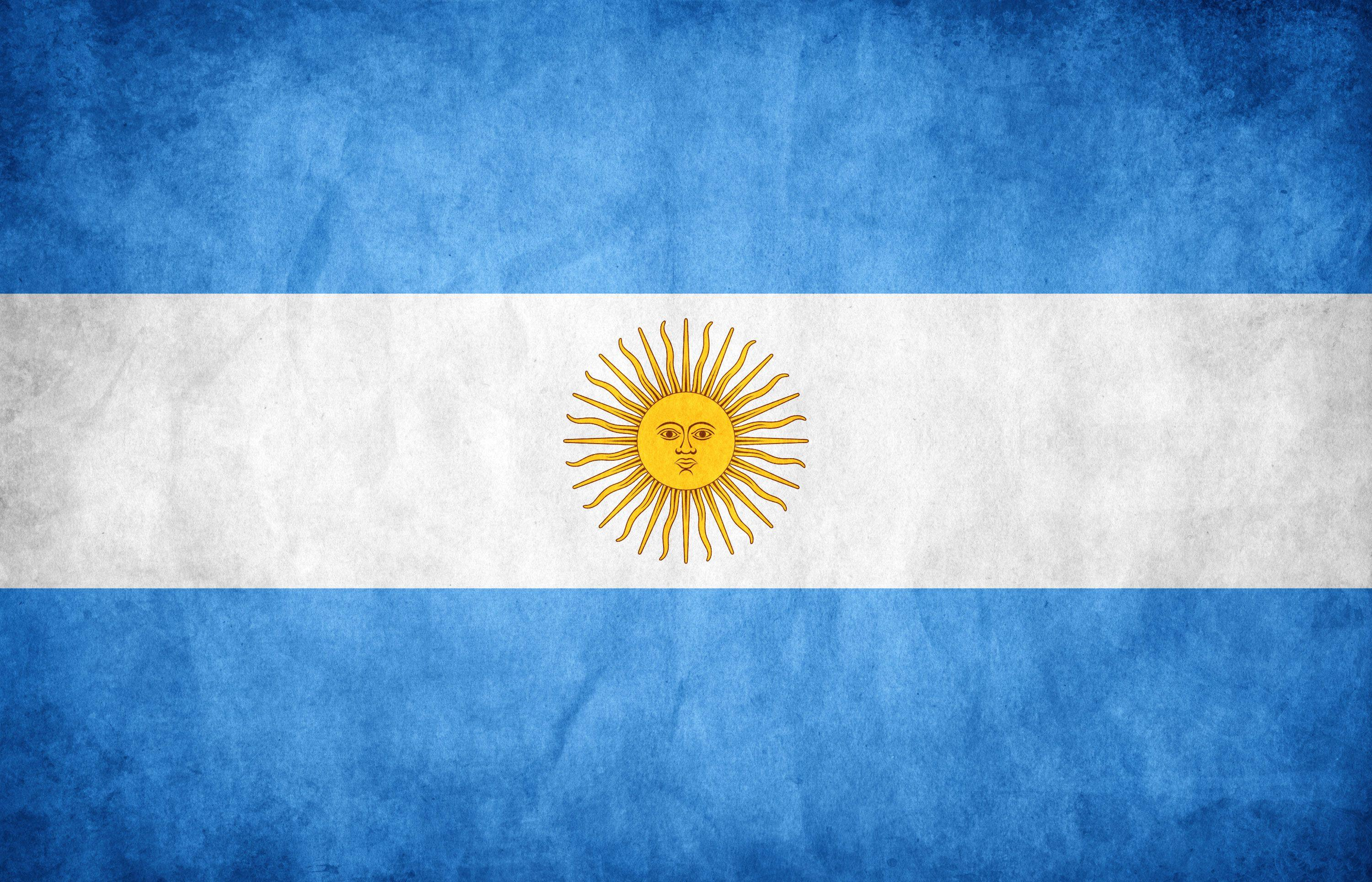 Flag Of Argentina HD Wallpaper | Background Image | 3000x1929 | ID ...