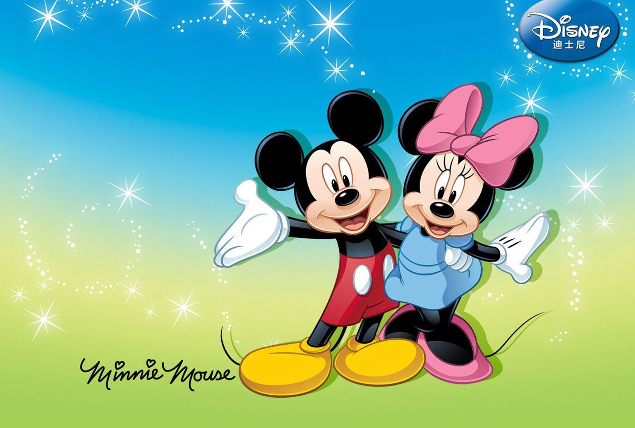 Mickey Mouse Hd Wallpapers Wallpaper Cave