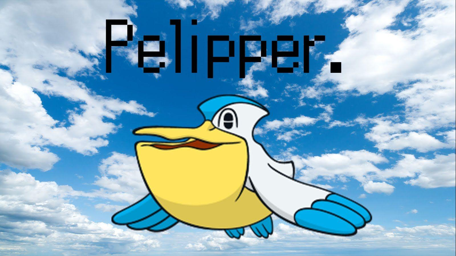 pelipper. - YouTube