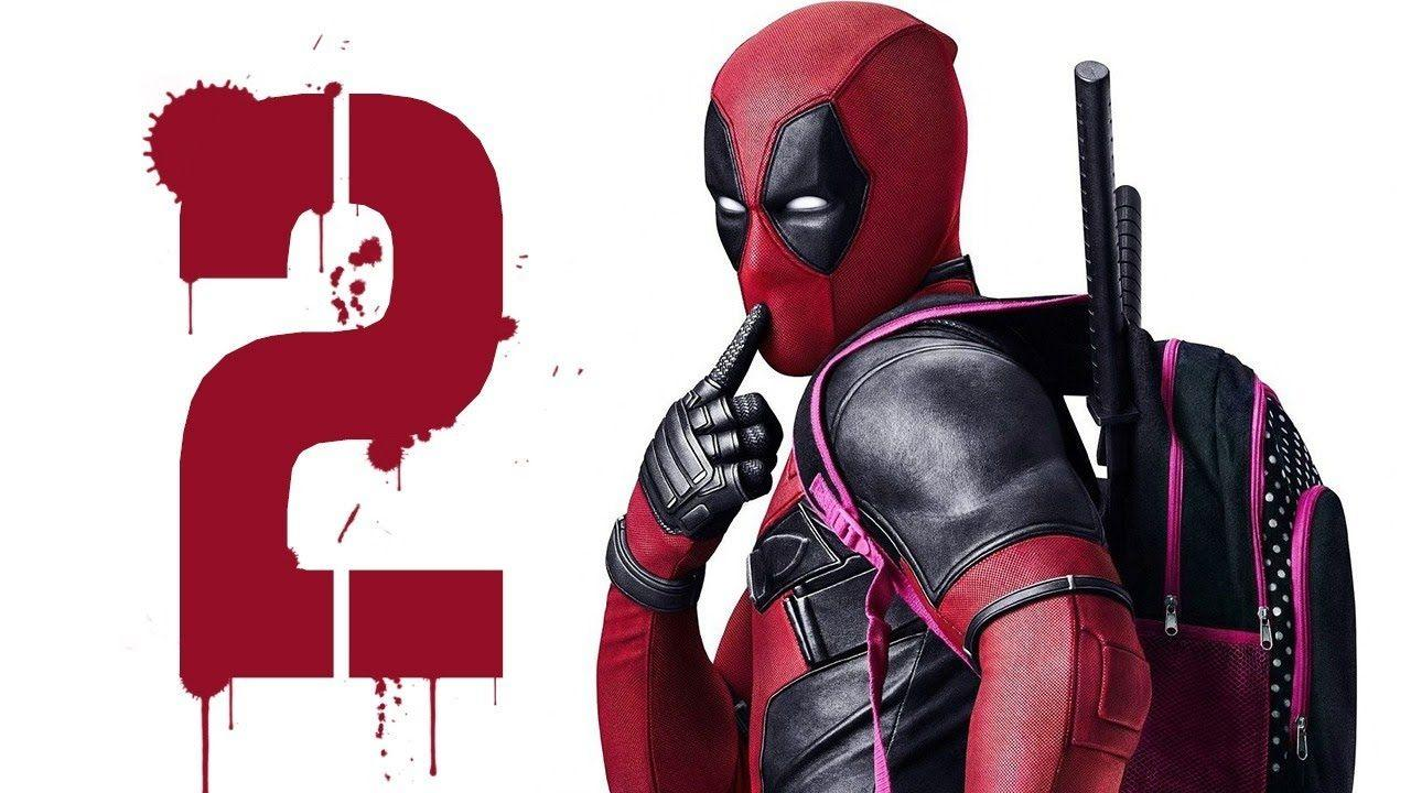 Deadpool 2 2018 Wallpapers Wallpaper Cave