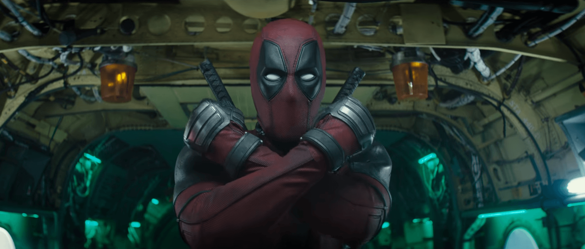 Deadpool 2 2018 Wallpapers Wallpaper Cave