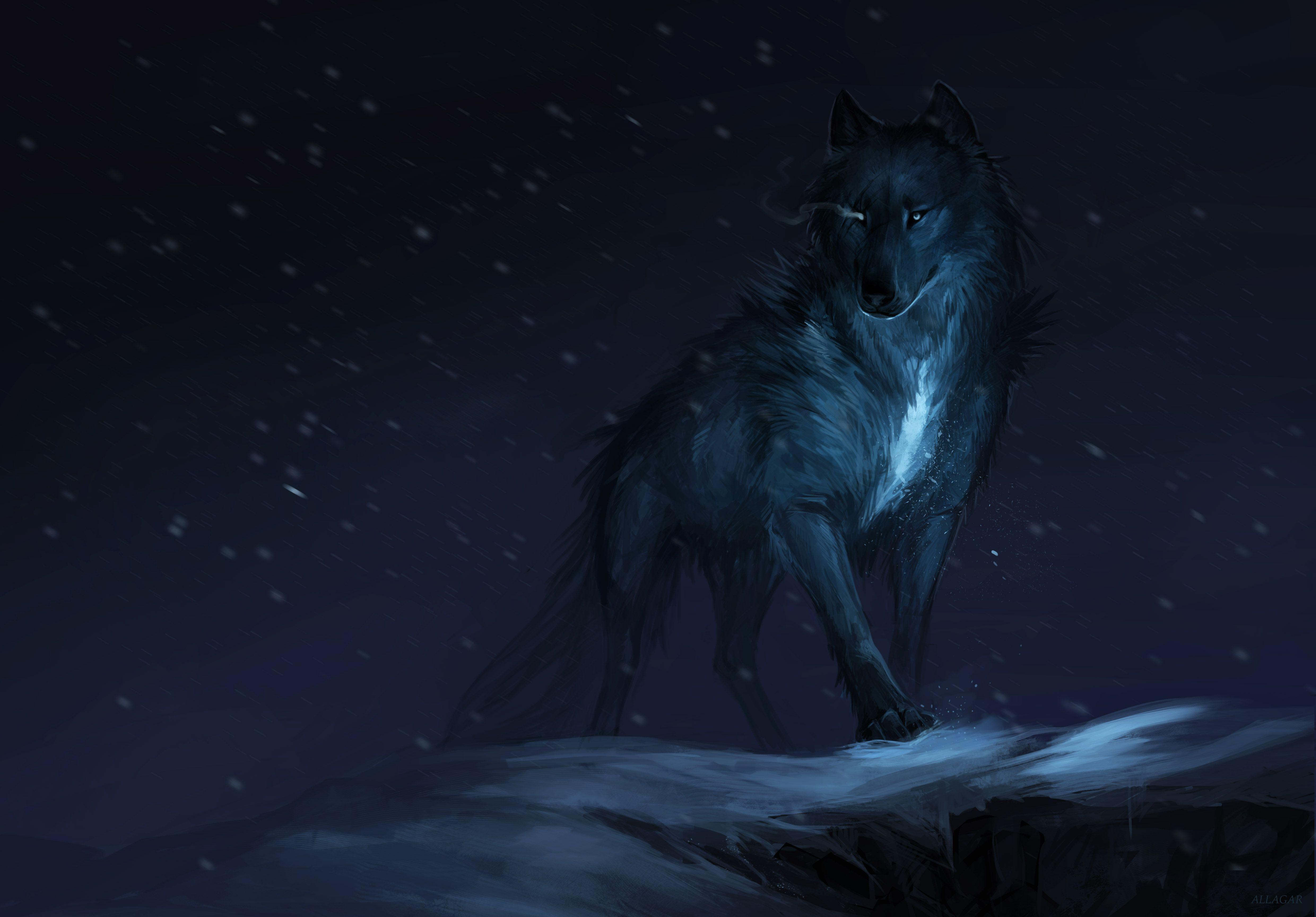 Wolf 4k Desktop Wallpapers - Wallpaper Cave