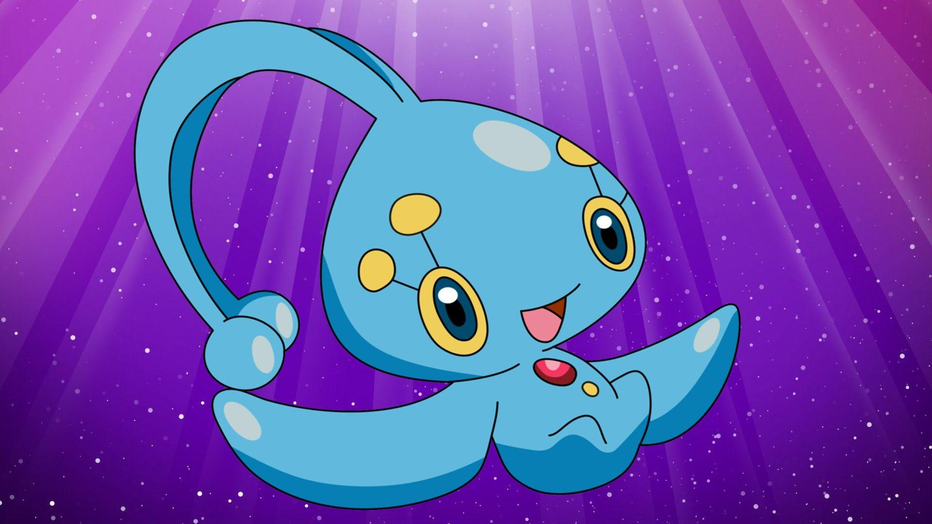 Manaphy HD Wallpapers