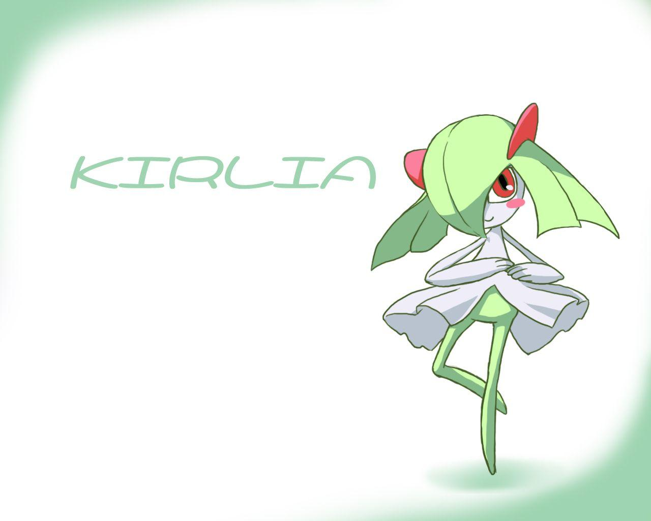 3 Kirlia (Pokémon) HD Wallpapers | Background Images - Wallpaper Abyss