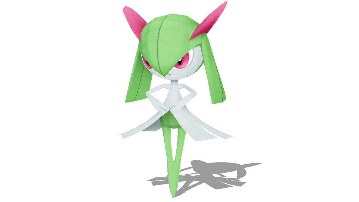 Kirlia - Download - by kaahgome on DeviantArt