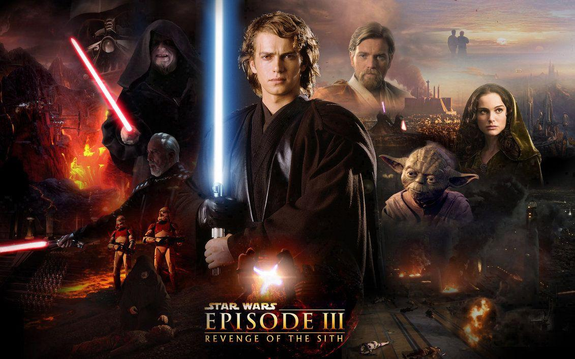 Star Wars: Episode III – Revenge Of The