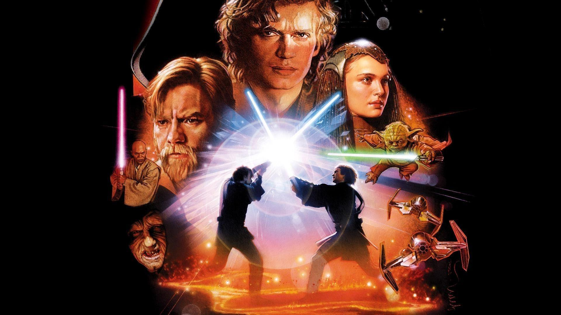 Star Wars Episode Iii Revenge Of The Sith Wallpapers