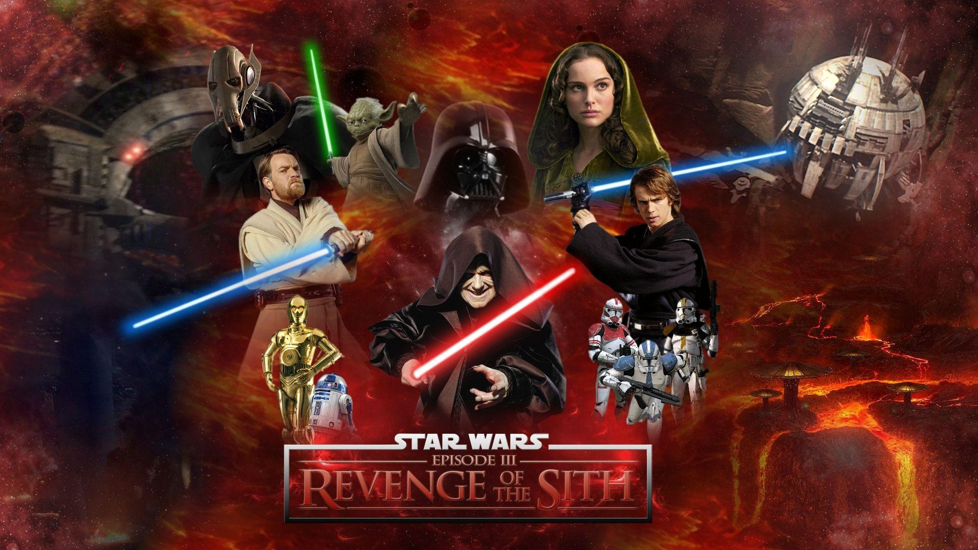 Star Wars Episode Iii Revenge Of The Sith Wallpapers Wallpaper Cave