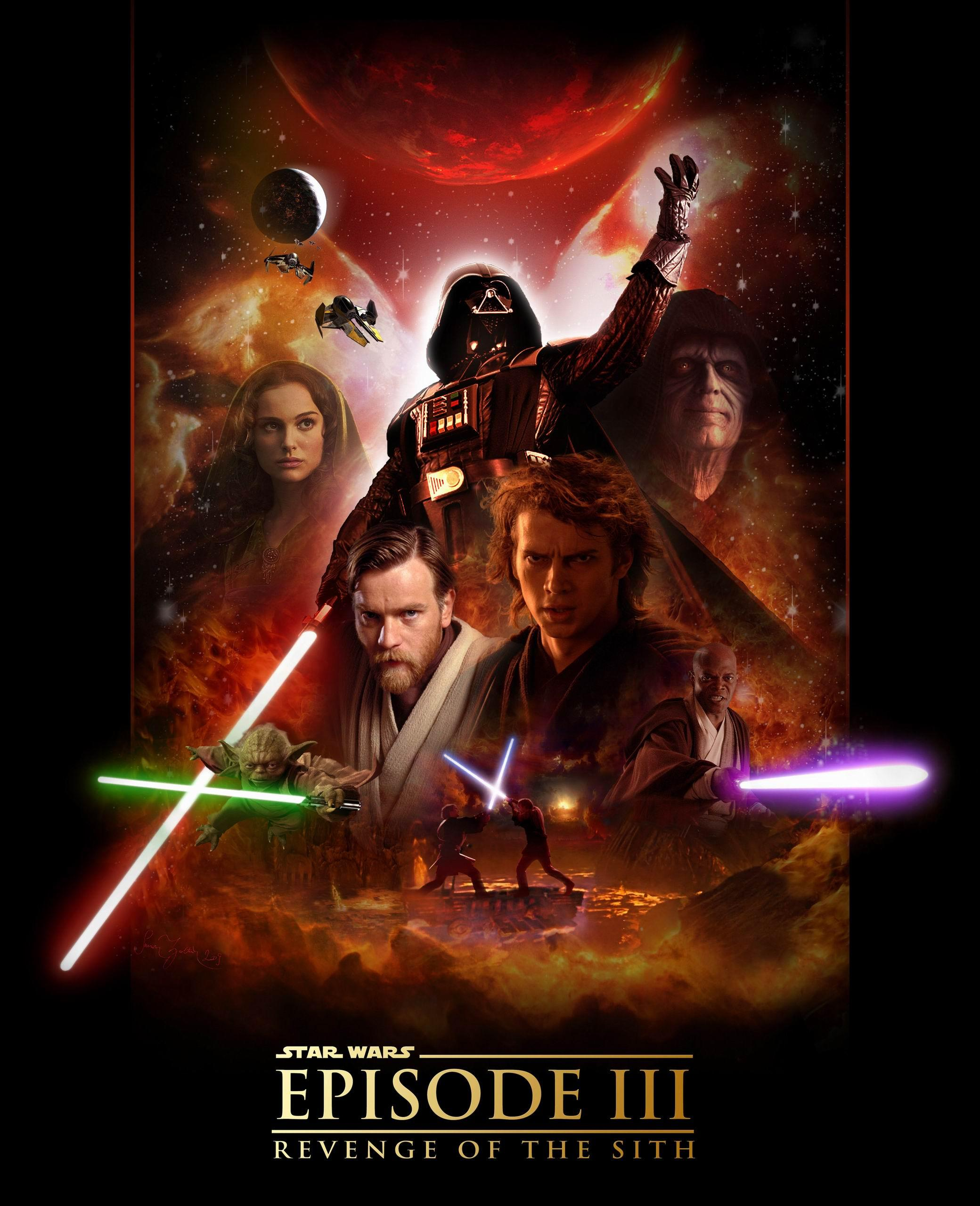 Star wars revenge of the sith icon | star wars dvd iconset | manueek.