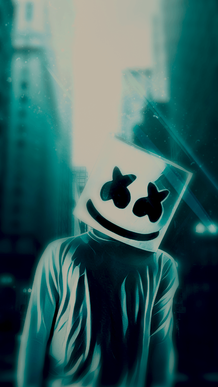 Marshmello 2018 Wallpapers Wallpaper Cave