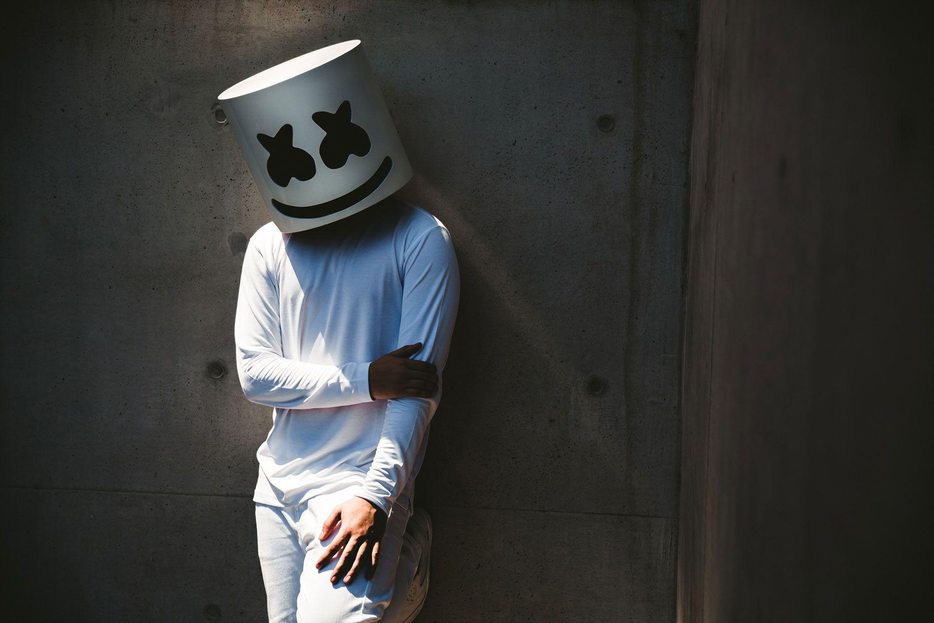 Marshmello 2018 Wallpapers - Wallpaper Cave