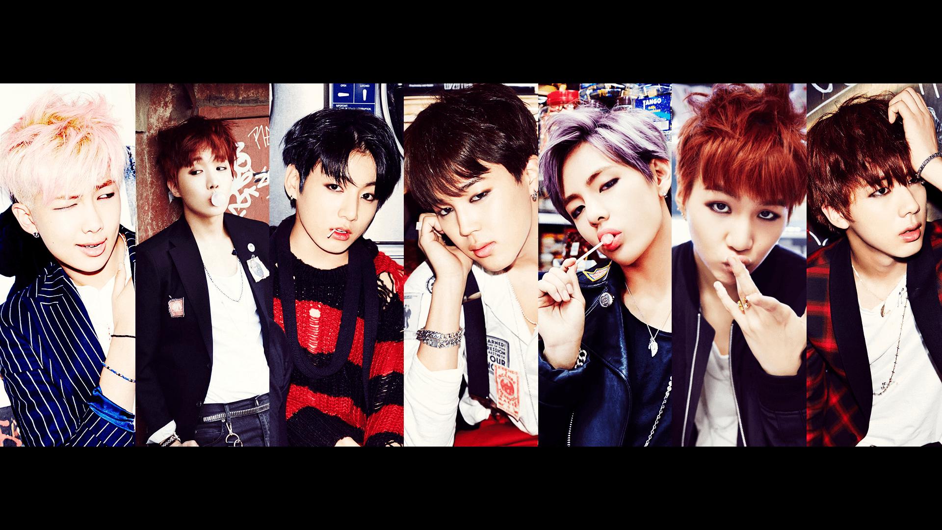 K-pop BTS Wallpapers - Wallpaper Cave