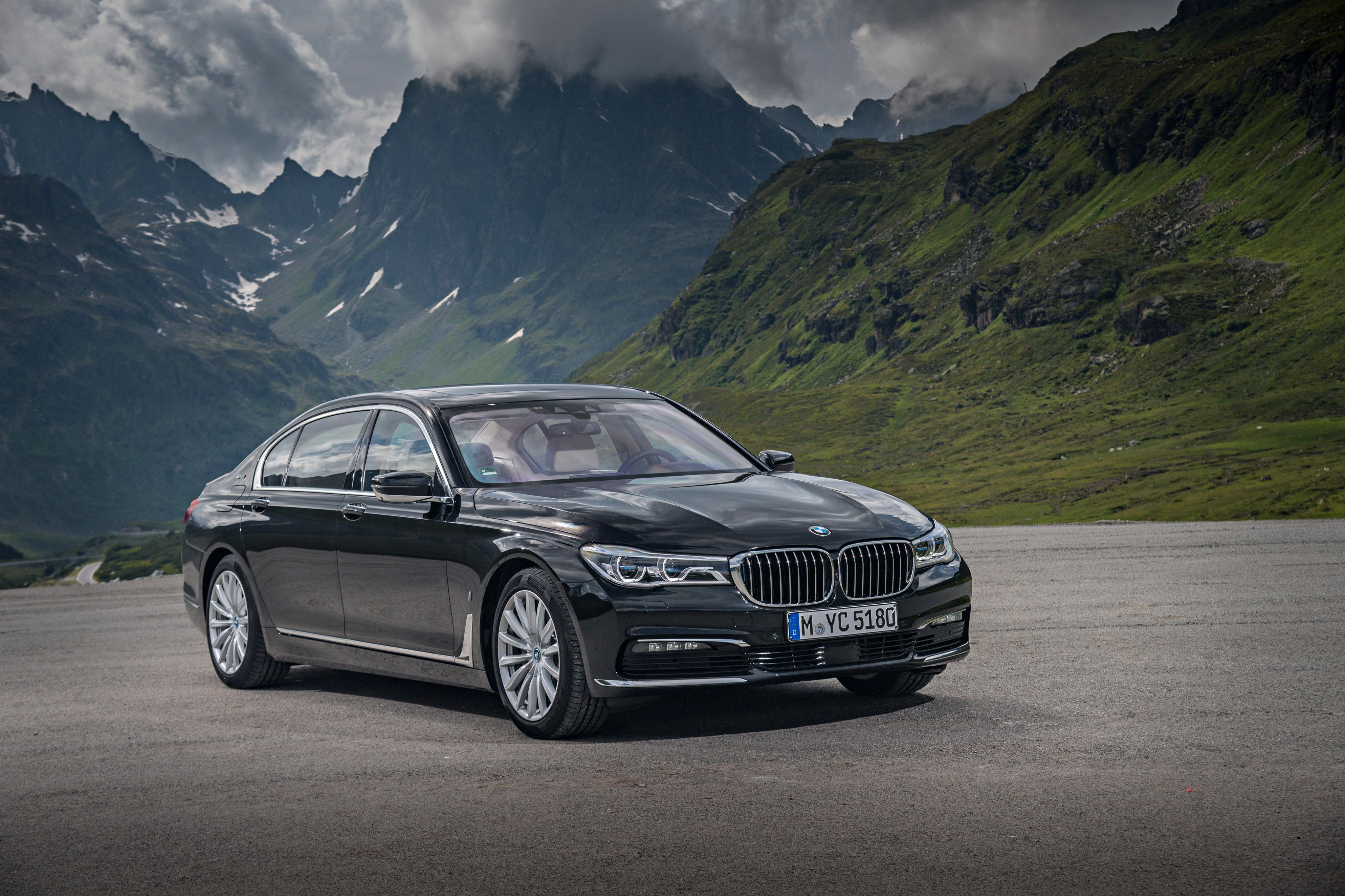 bmw 7 series 4k ultra hd wallpapers » High quality walls