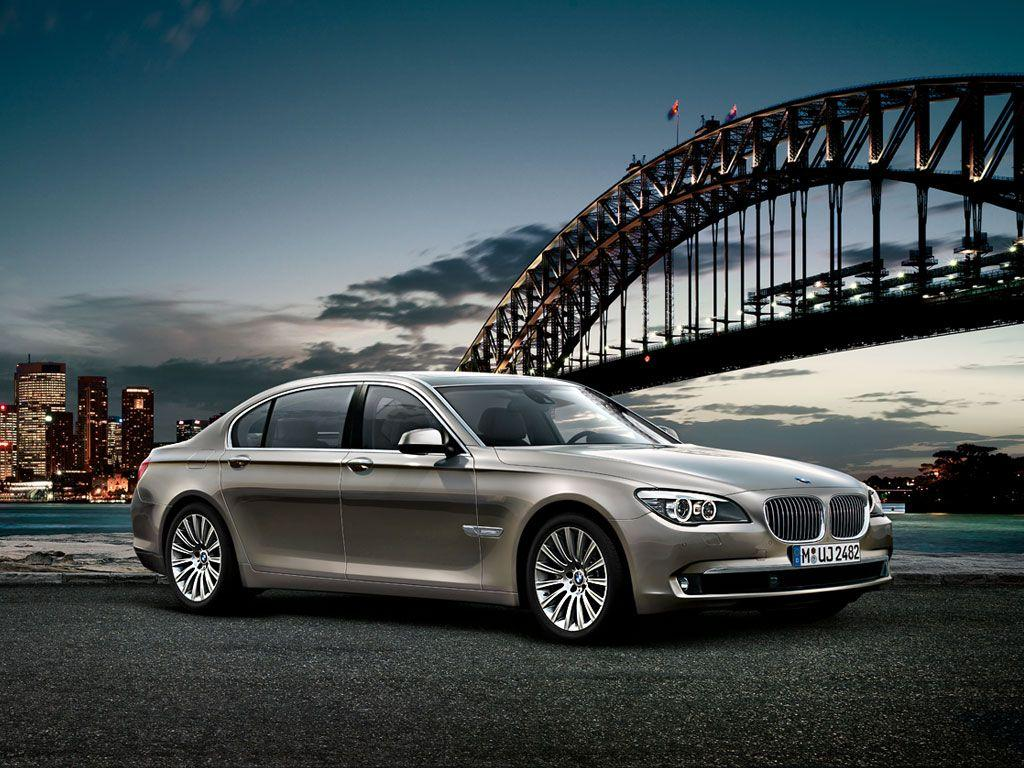 The BMW 7 Series Sedan Wallpapers for PC ~ BMW Automobiles