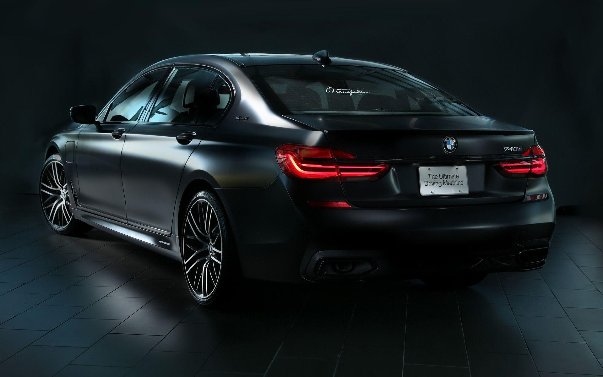 BMW 7 Series Wallpapers - Wallpaper Cave