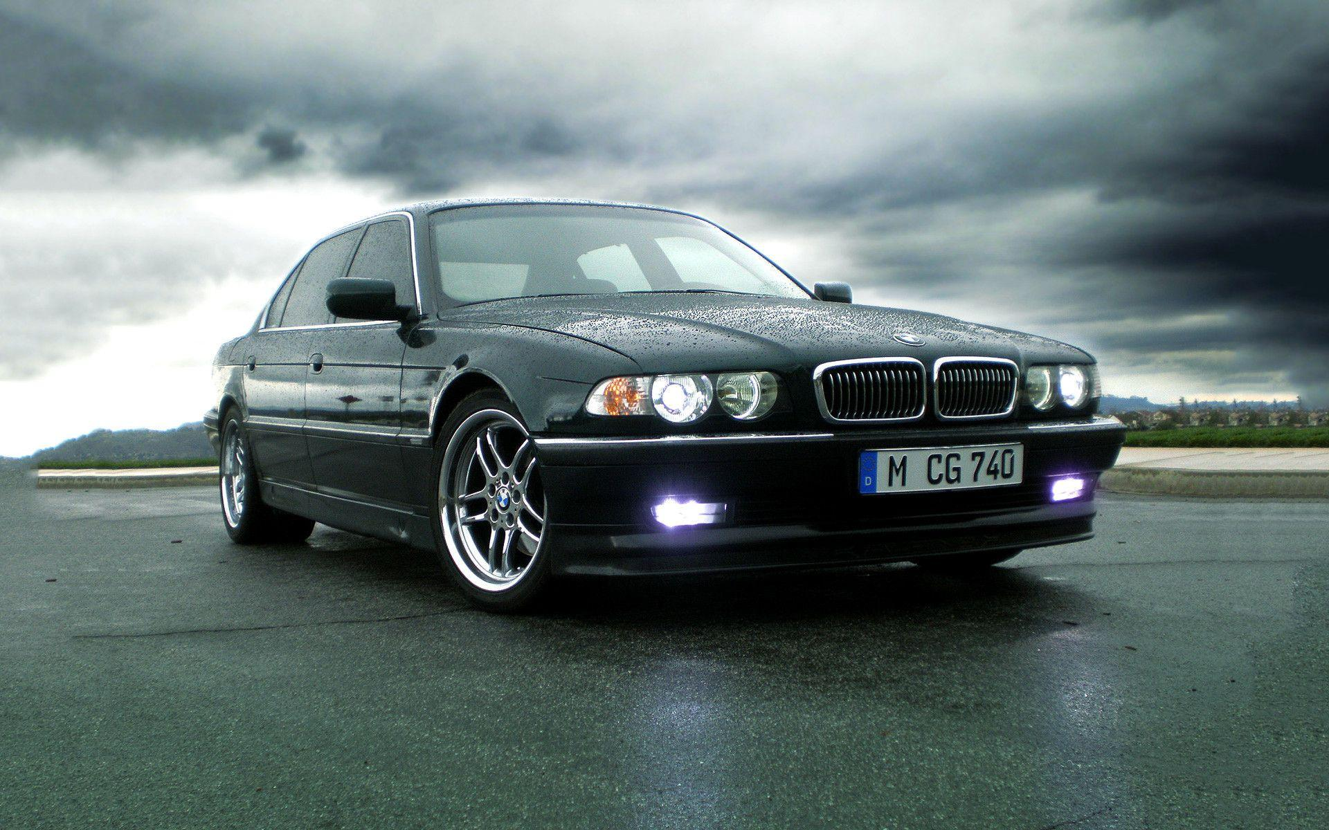 BMW 7 Series Wallpaper Backgrounds