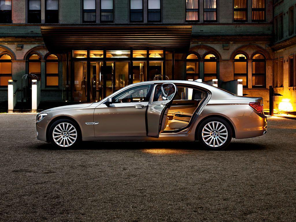 Bmw 7 series – pictures, information and specs