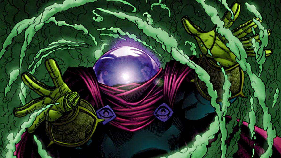 Mysterio Marvel Wallpapers Wallpaper Cave