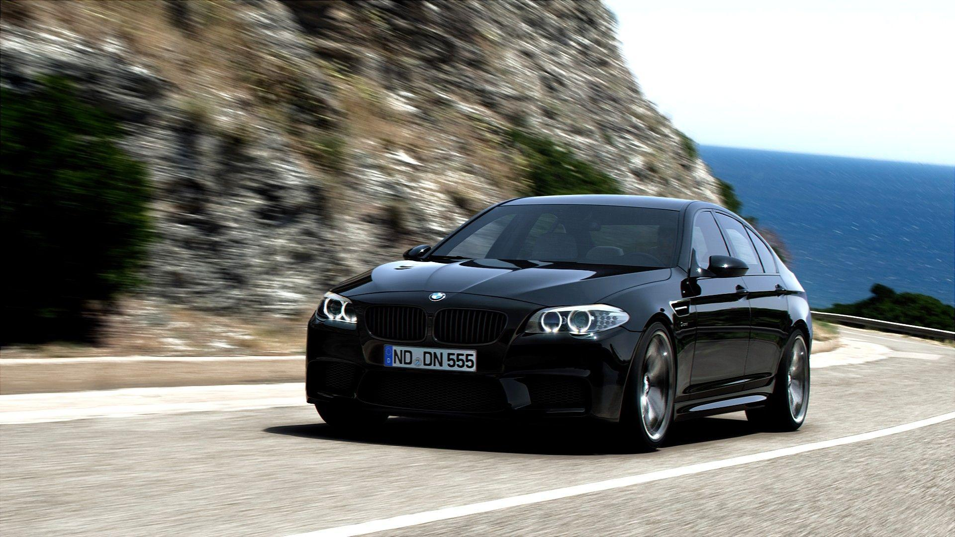 Bmw M5 F10 Wallpapers HD Download