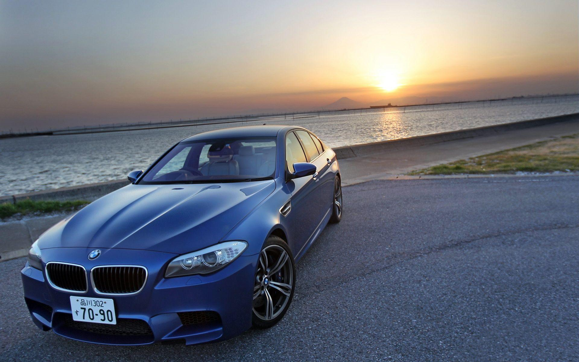 Wallpaper of the Day – BMW M5 (F10) – The Leadfooted Loudmouth | BMW ...