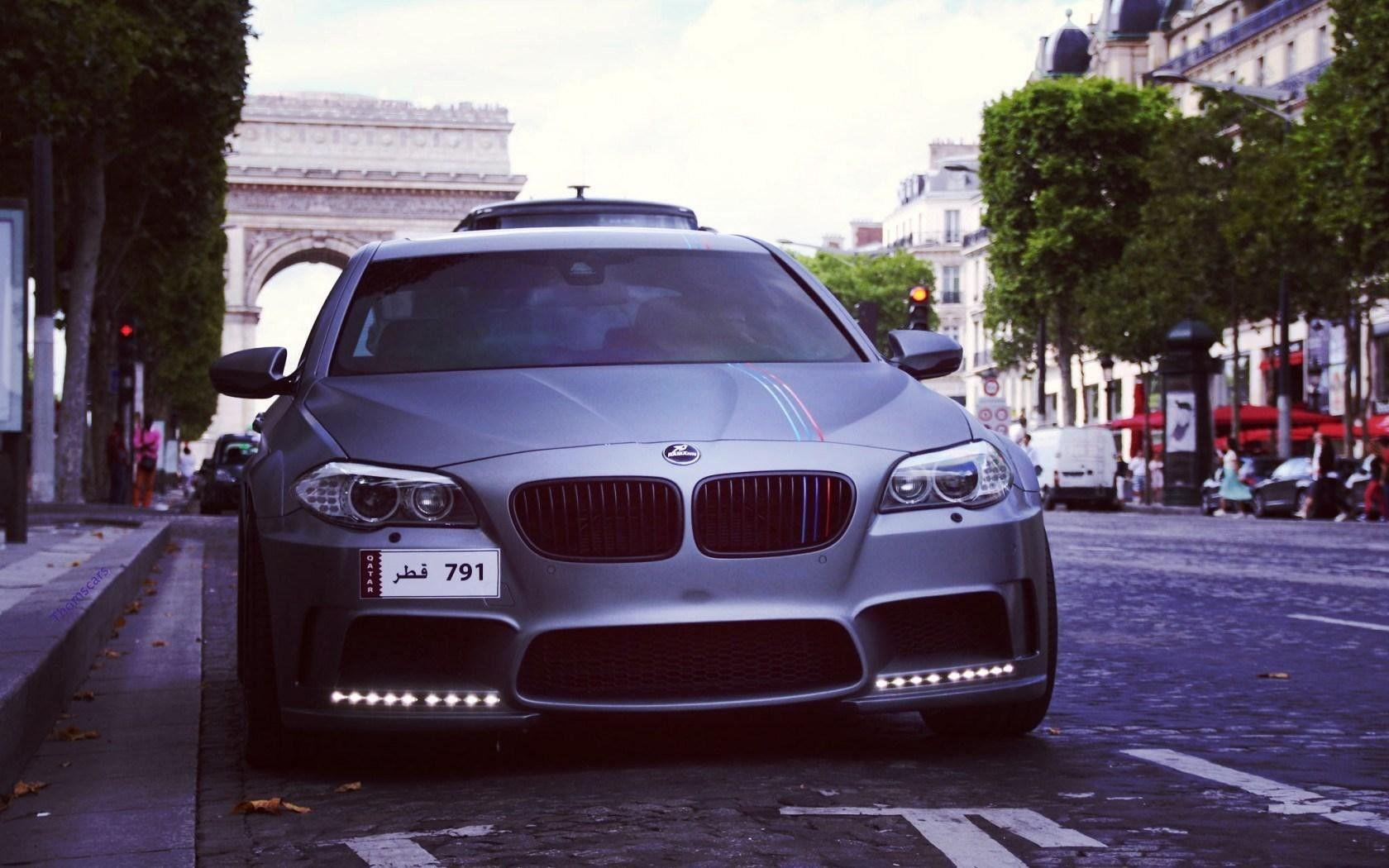 BMW F10 M5 Tuning Car Parking Wallpaper Wallpapers - New HD Wallpapers
