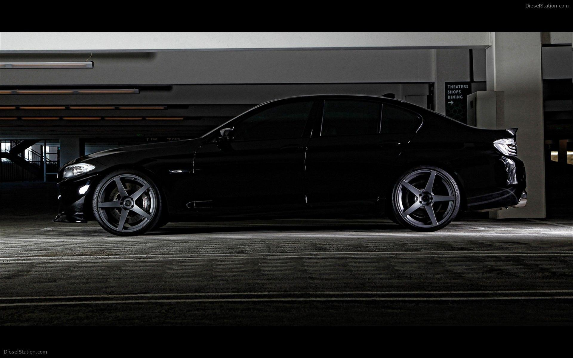 Vorsteiner BMW F10 5 Series 2012 Widescreen Exotic Car Wallpapers ...