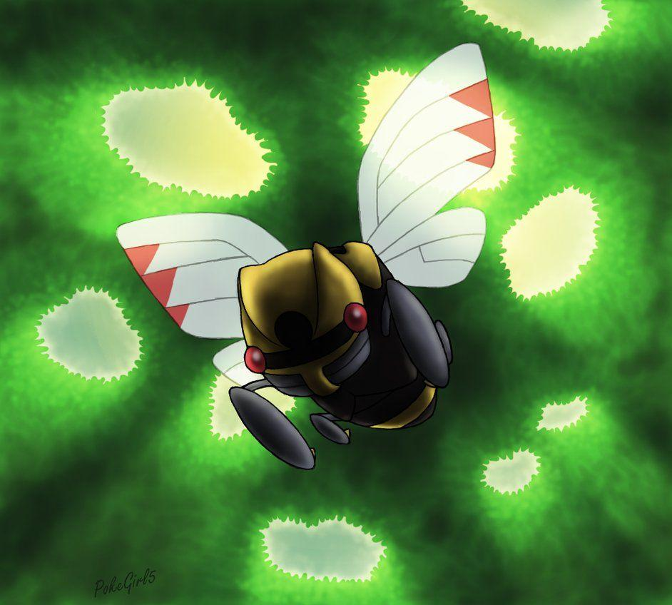 Ninjask by PokeGirl5