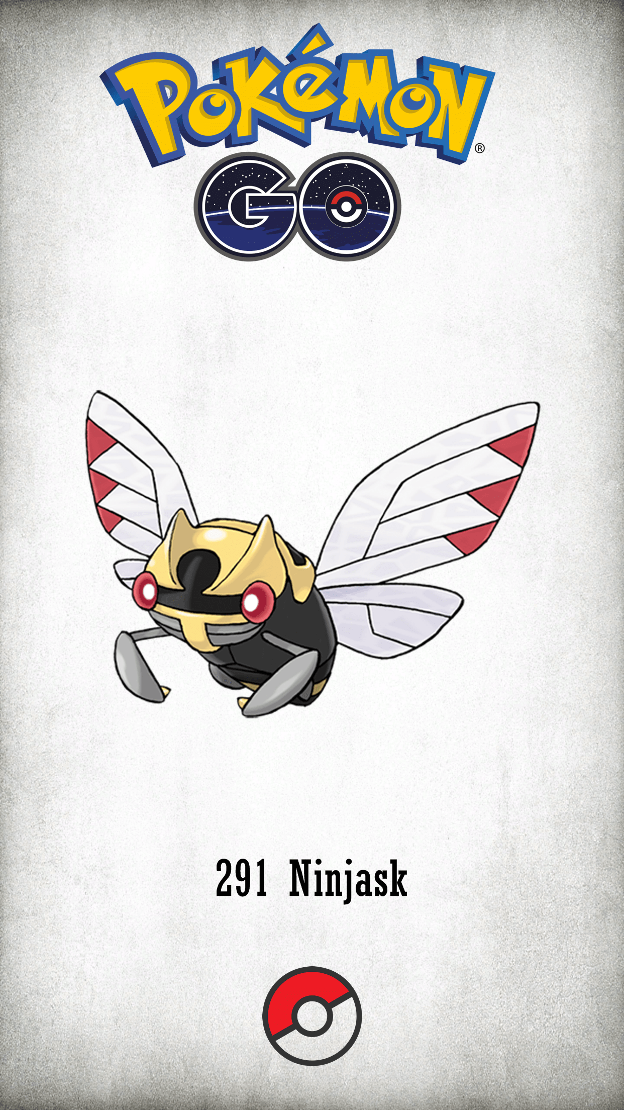 Mobile Ninjask Wallpapers