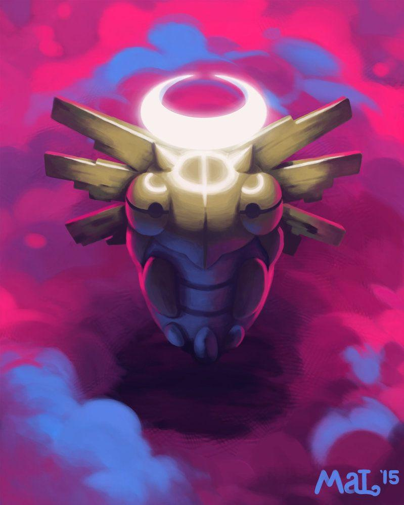 292 Shedinja by MeAreLegend on DeviantArt