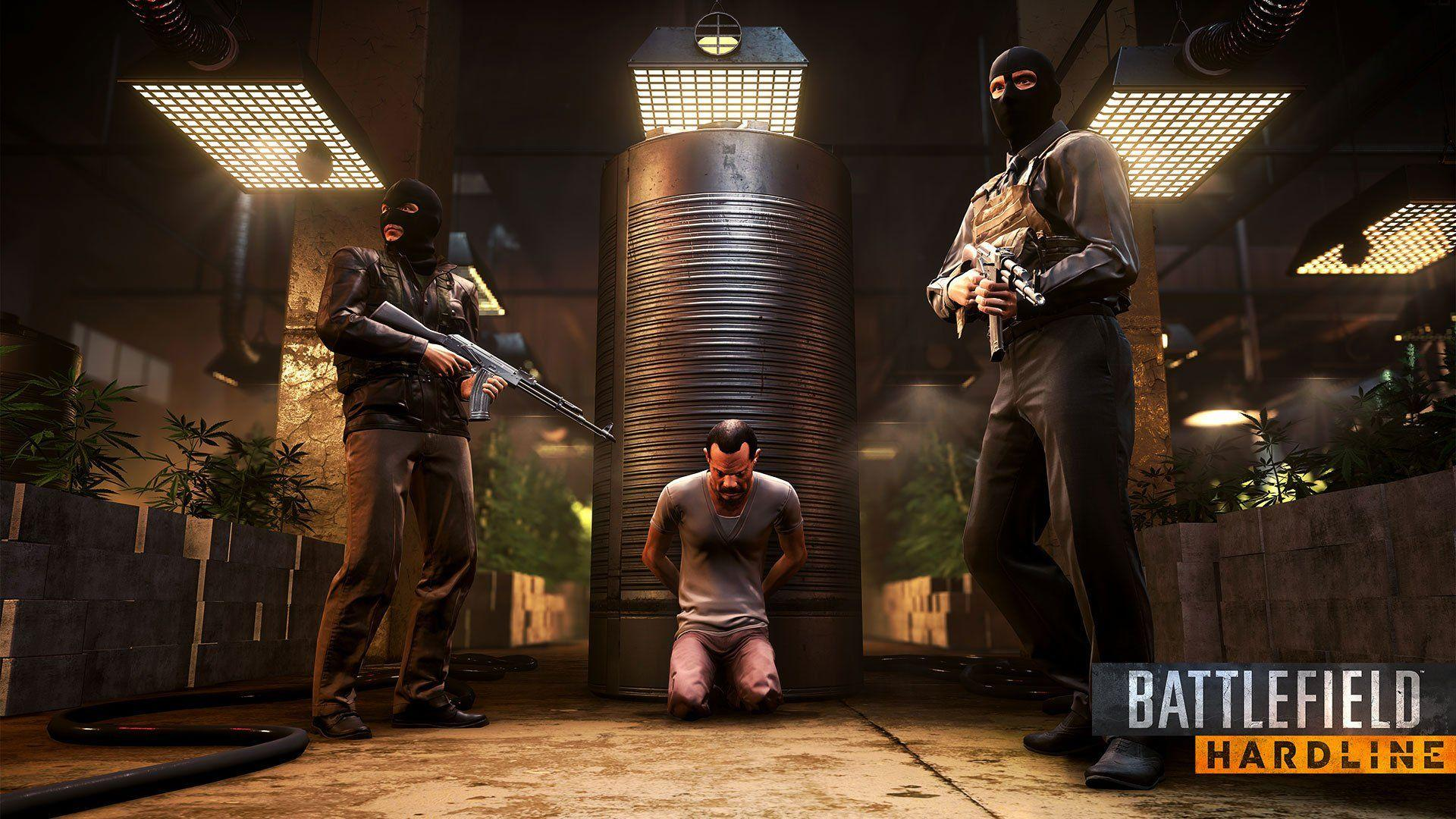 37 Battlefield Hardline HD Wallpapers