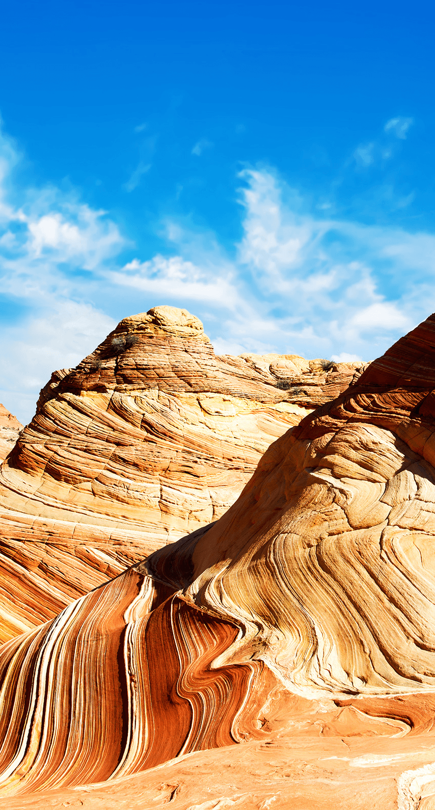 iPhone, Red Rock, Mountains, Utah - Wallpapers | iPhone Wallpapers ...