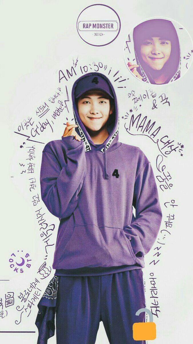 RM wallpaper ♡♡♡ | Kim Namjoon | Pinterest | Wallpaper, BTS and .