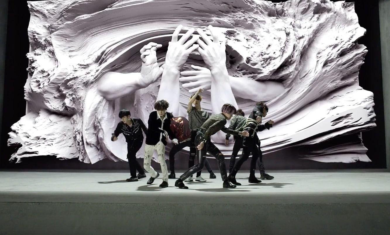 BTS Fake Love Song Cover Wallpapers for Phone and HD Desktop Backgrounds