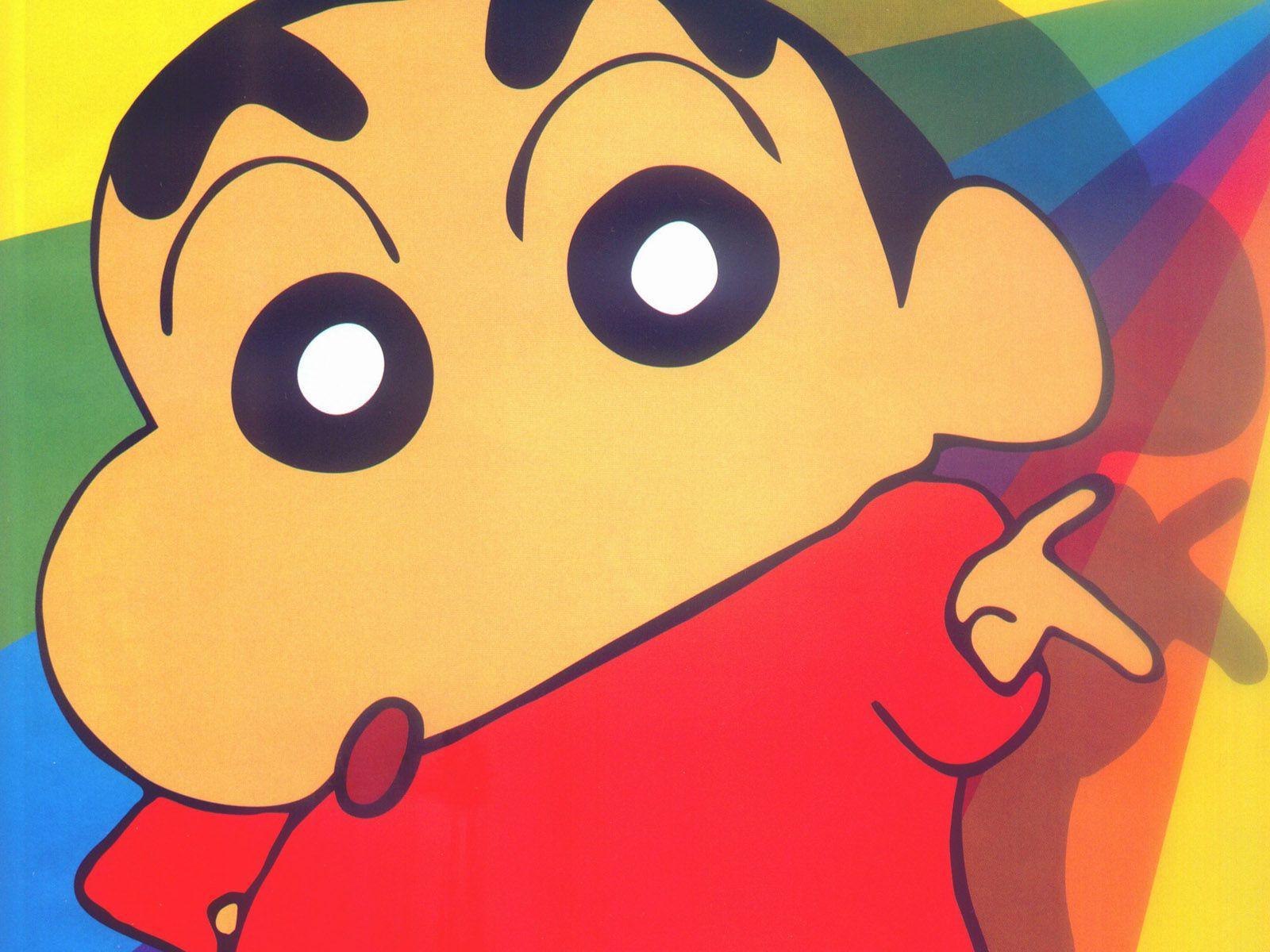 Shin-chan HD Wallpapers - Wallpaper Cave