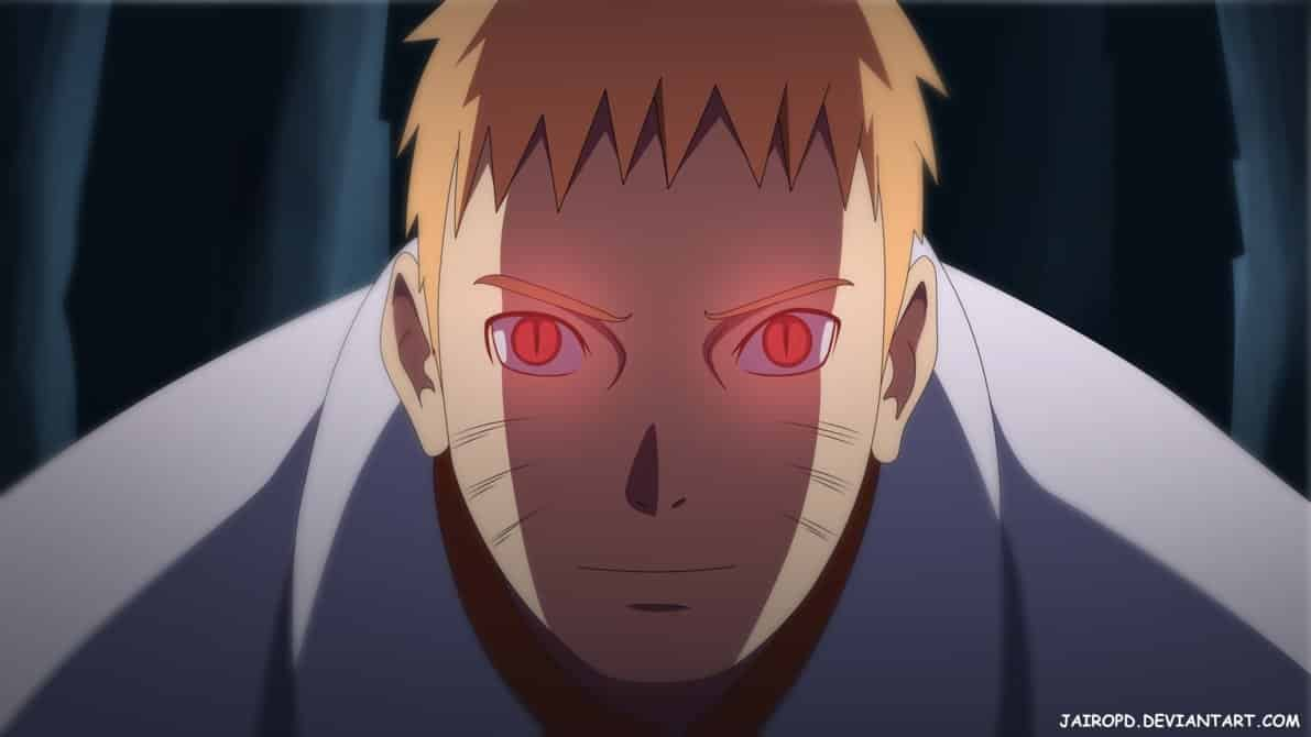 Free Wallpaper Boruto Eye