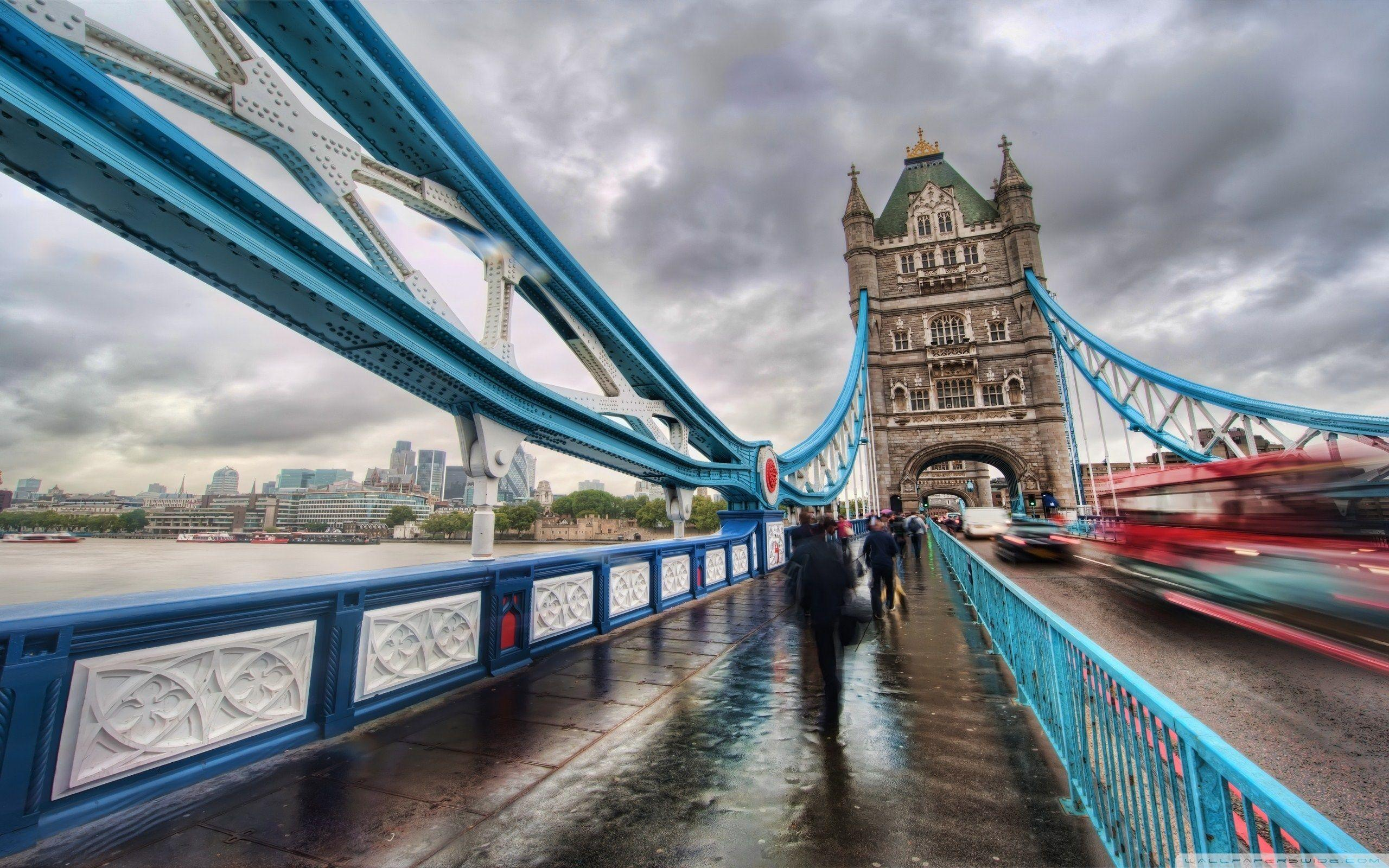 London Tower Bridge ❤ 4K HD Desktop Wallpaper for 4K Ultra HD TV ...