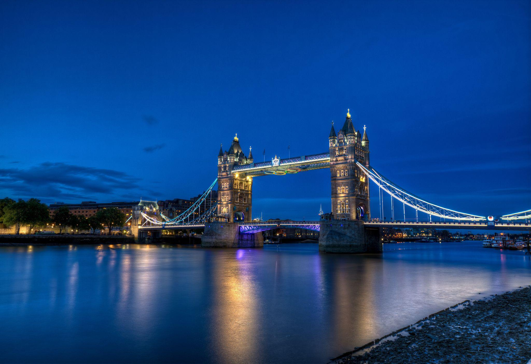 tower bridge london HD Wallpaper | Background Image | 2048x1402 | ID ...