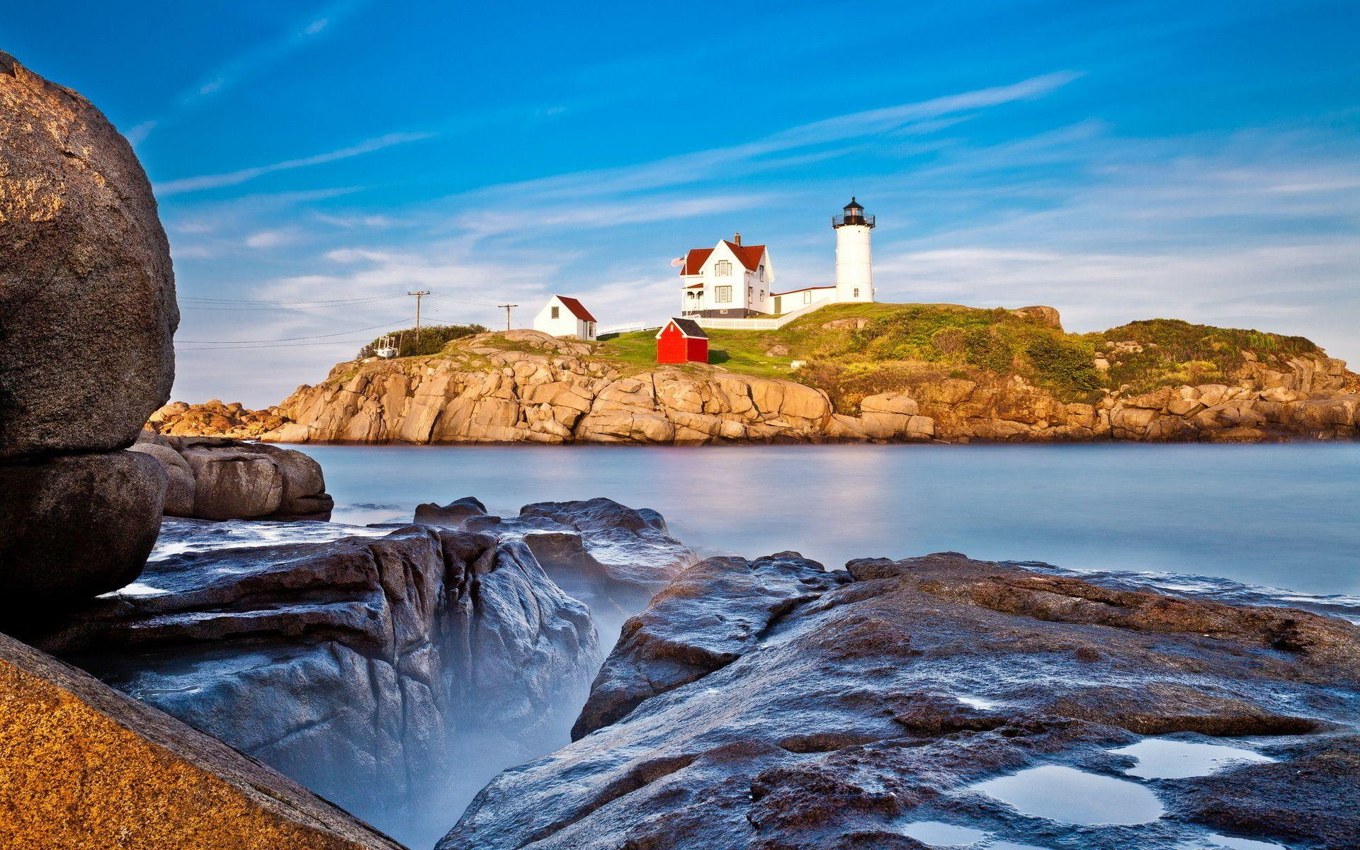 Lighthouse Desktop Wallpapers High Definition, Full HDQ Lighthouse
