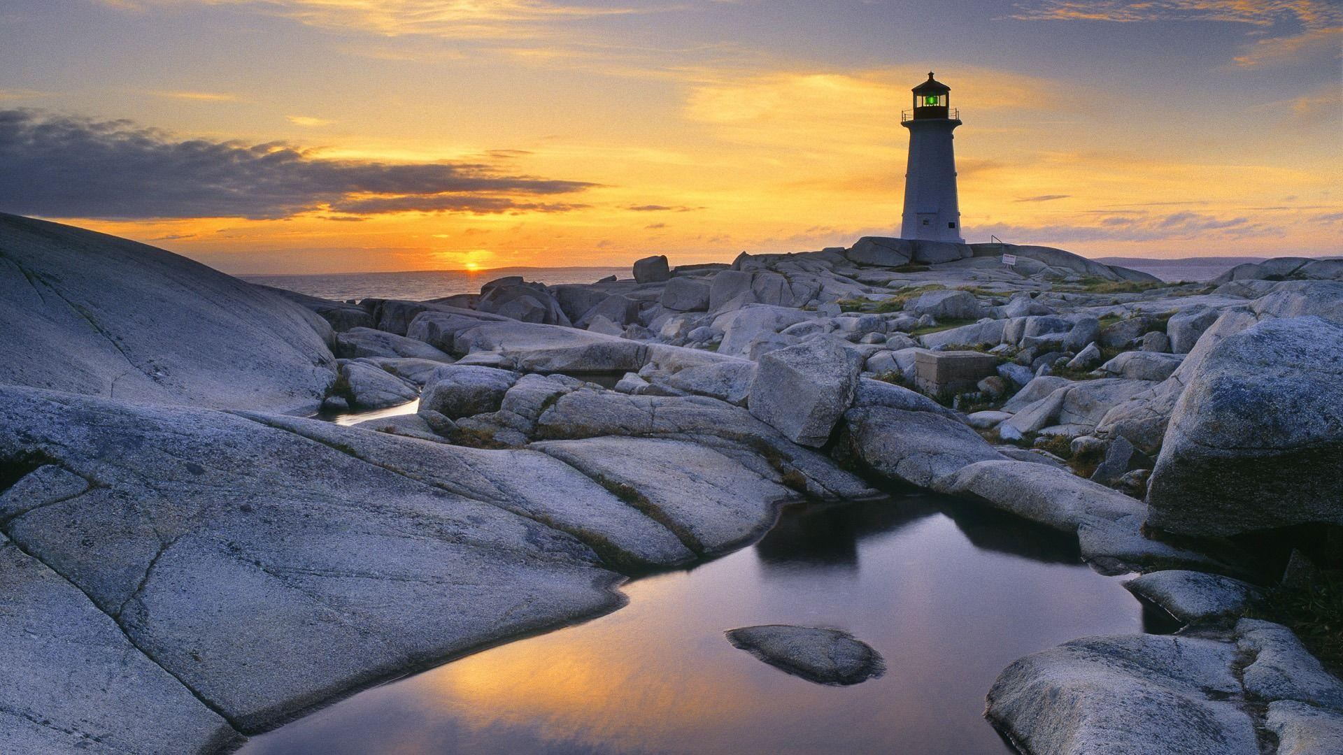 Maine Scenery Wallpapers