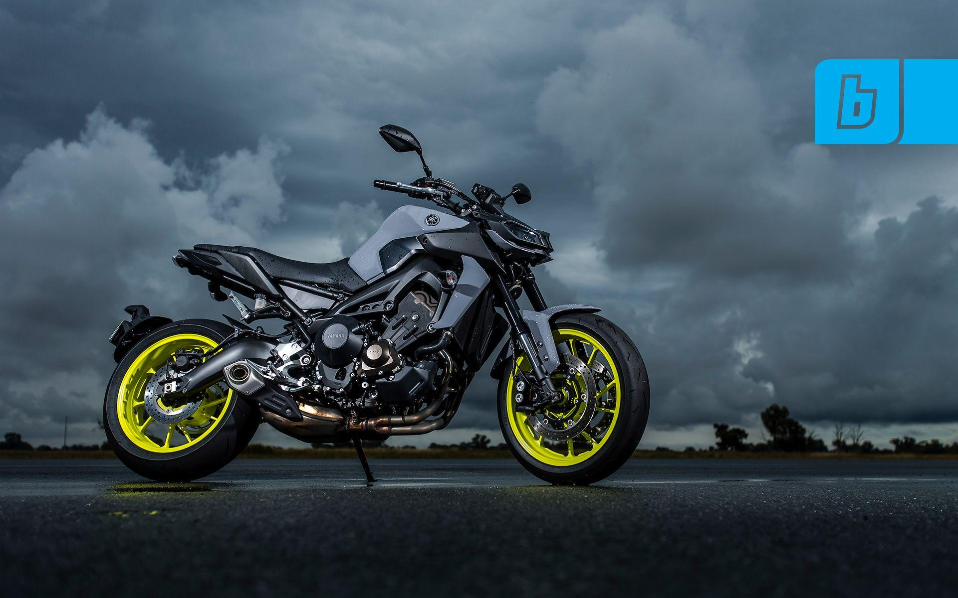 Yamaha MT-09 Wallpapers