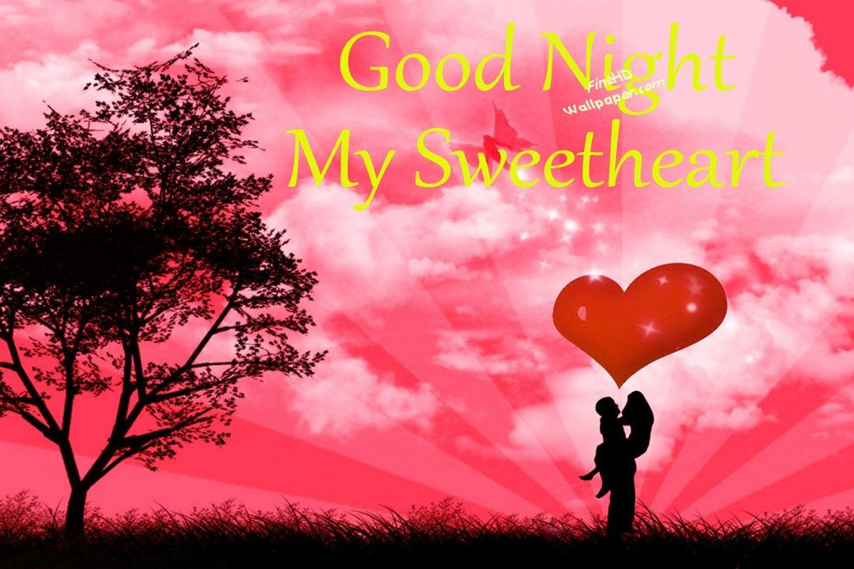 Good night photos hd love download