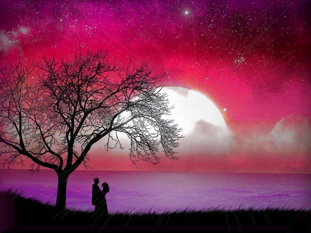 Good Night Love Wallpapers Wallpaper Cave