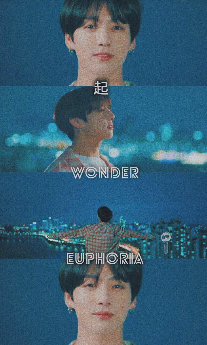 Jungkook Euphoria Wallpapers Wallpaper Cave