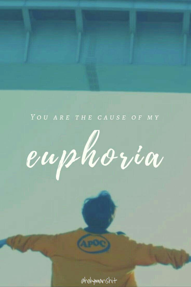 Bts Euphoria Wallpaper